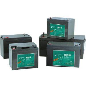 پخش کننده انواع باتری خورشیدی