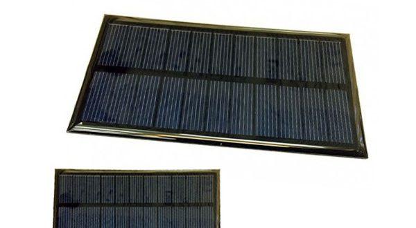 پنل خورشیدی کوچک