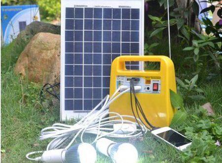 خرید پنل خورشیدی قابل حمل