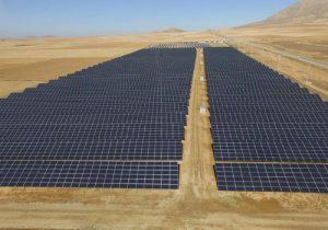 احداث نیروگاه خورشیدی