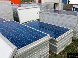 پانل خورشیدی ایرانی